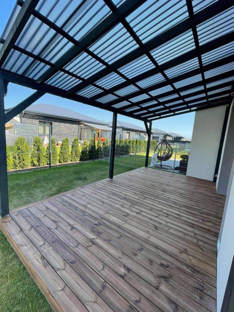 MM Statyba terasų ir stoginių montavimas